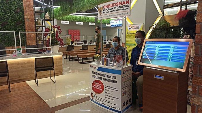 Tiga Hari Gelar OOTS di MPP Singkawang, Ombudsman Terima Dua Konsultasi dan Satu Laporan Masyarakat