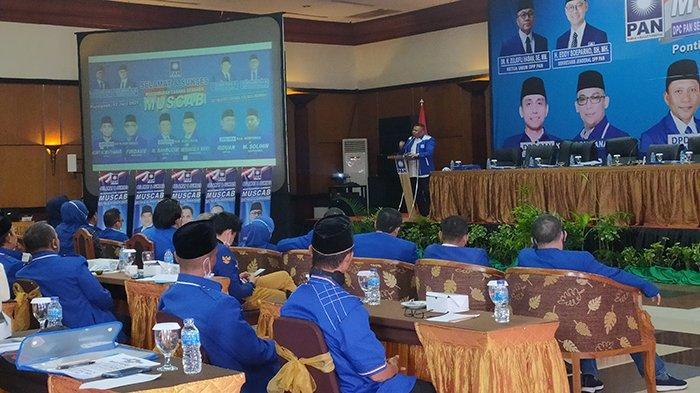 PAN Kalbar Benahi Struktur dan Persiapkan Diri Hadapi Pemilu 2024