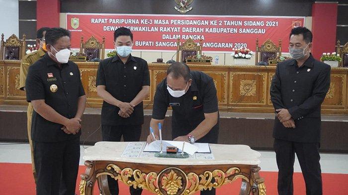 DPRD Sanggau Gelar Rapat Paripurna, Sampaikan Sejumlah Rekomendasi