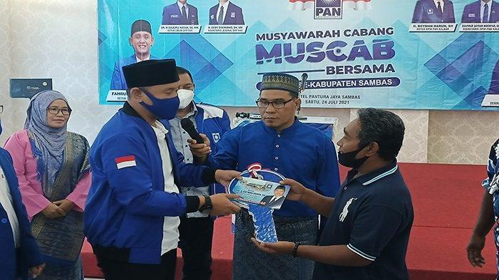 Fahrurrofi Siapkan 10 Ribu Kader untuk Menangkan PAN pada Pileg 2024 Mendatang