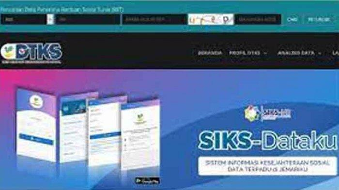 DTKS Kemensos Go Id dan Cek KTP Online http://cekbansos.kemensos.go.id Cek Penerima Bansos Mei 2021