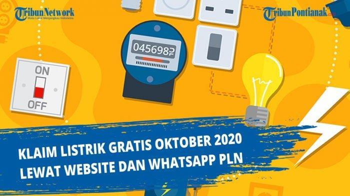 LISTRIK GRATIS Oktober Login stimulus.pln.co.id & Klaim ...