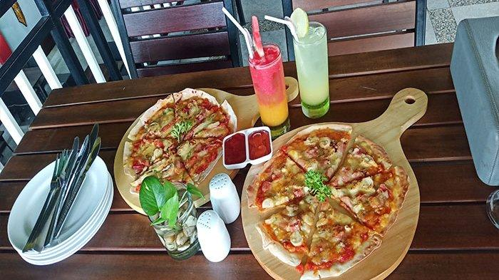 Promo Hotel Transera Hingga Akhir Oktober, Pizza Hanya Rp 49 Ribu