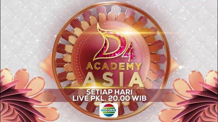 Dua Kontestan Tersenggol di Top 15 D'Academy Asia, Saksikan Live Indosiar Dangdut Academy Asia 4