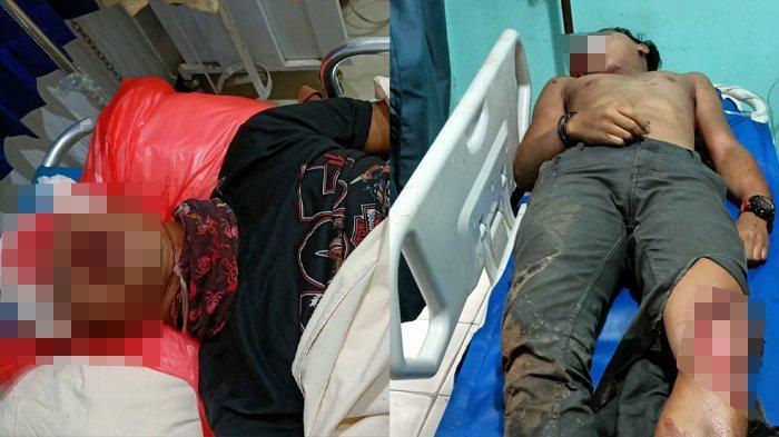 BREAKING NEWS - Kecelakaan Antar Sepeda Motor di Melawi, Satu Pengendara Tewas dan Satu Kritis
