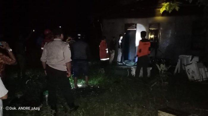 BREAKING NEWS - Ibu dan AnakTerjebak Kebakaran di Sanggau