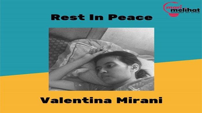 DUKA Valentine Day, Kisah Valentina Mirani Penderita Kanker Lahirkan Bayinya hingga Maut Menjemput