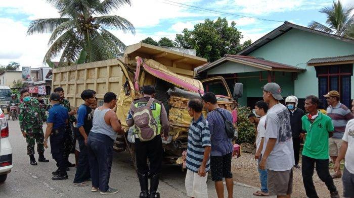Kecelakaan Beruntun Terjadi di Jalan RE Martadinata Sanggau, Ini Imbauan Kasat Lantas