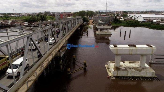 Isu Liar OTT KPK Terkait Proyek Jembatan Landak II, Kontraktor dan Wali Kota Pontianak Angkat Bicara