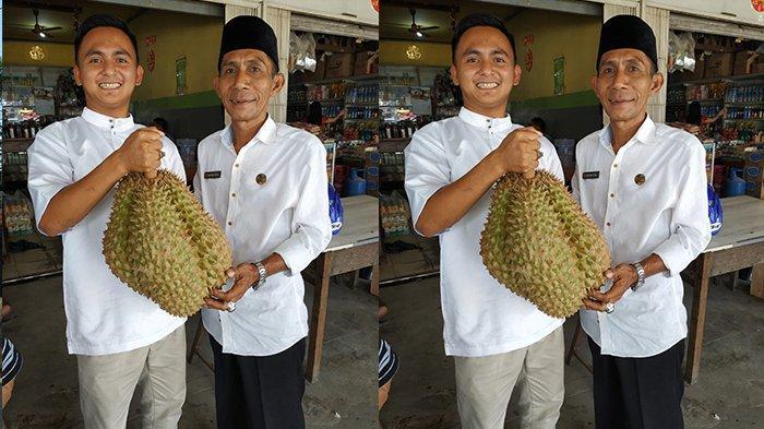Viral Durian Petani Sempalai Seberat 11 Kilogram di Kabupaten Sambas, Jadi Pujaan Hati Sejak Dulu