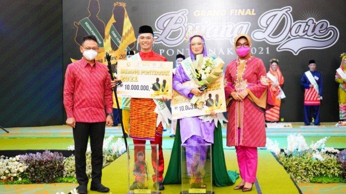 Ramadhan dan Tiara Bujang Dare Pontianak 2021, Edi Kamtono: Promosikan Wisata Secara Virtual