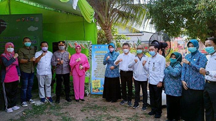 Wali Pontianak Sebut Kampung Tangguh Ciptakan Kemandirian Warga di Tengah Pandemi