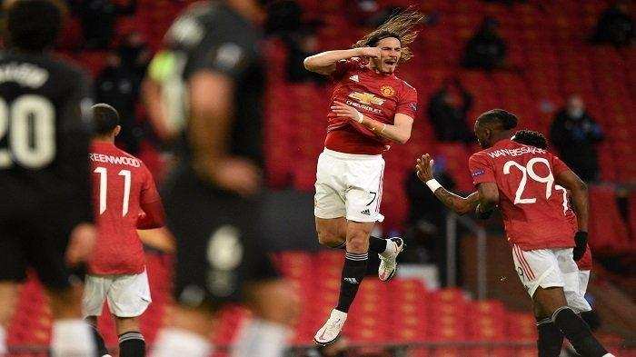 JAM Siaran Langsung Manchester United vs AS Roma, Cek Line-up & Update Hasil Semifinal Liga Europa