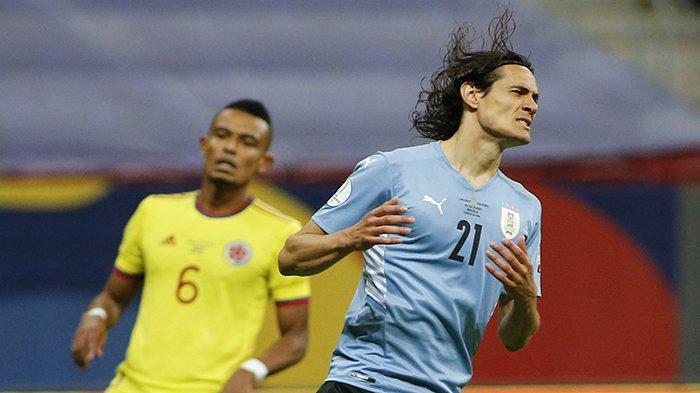 HASIL AKHIR Uruguay Vs Colombia di Semifinal COPA Lawan Pemenang Argentina Vs Ekuador Live Indosiar