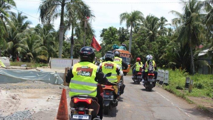 Astra Motor Kalbar Edukasi Safety Riding Bersama Siswa SMAN 1 Pontianak