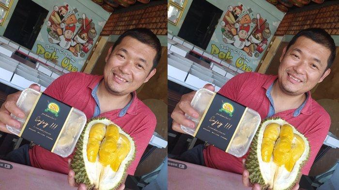 Pecah Dimulut! Buah Bumi Khatulistiwa Pasarkan Durian Kalimantan Dengan Kualitas Super dan Premium