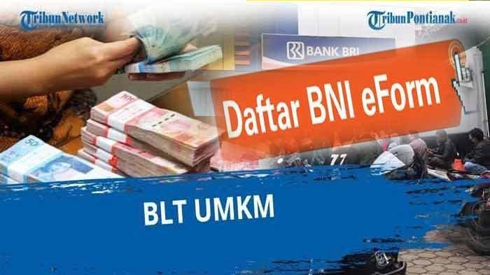 Cara Cek Penerima BLT UMKM Bank BNI Rp 1,2 Juta Akses banpresbpum.id Sekarang