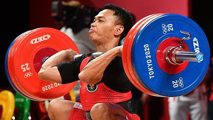 Eko Yuli Irawan Rebut Medali Perak, Berikut Update Perolehan Medali Olimpiade hingga Pukul 16.00 WIB