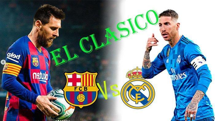 EL Clasico Barca Vs Madrid | Top Skor El Clasico dan Rekor Buruk Sergio Ramos Cs Hadapi Messi Dkk