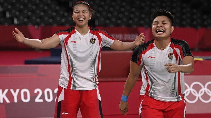 JALAN Berliku Apriyani Rahayu dari Pelosok Timur Indonesia! Tangisan, Duka dan Medali Emas Olimpiade