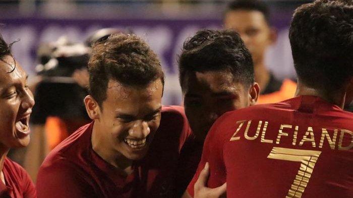 Head to Head Indonesia vs Myanmar Bola SEA Games 2019, Timnas U 23 Kalah Perolehan Medali