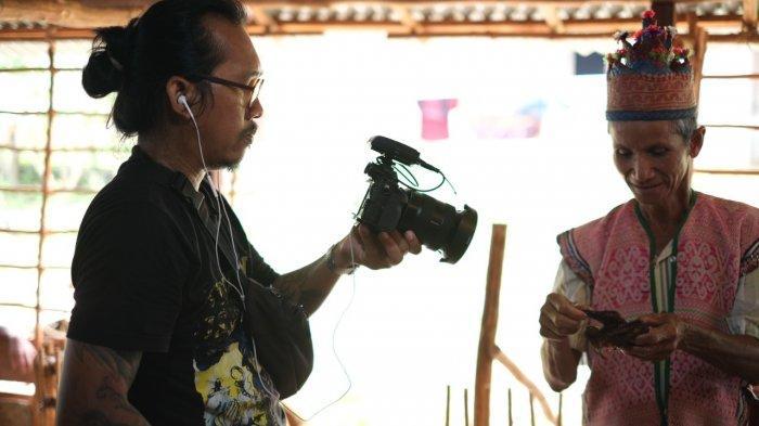 Langkau Onet Produksi Film Dokumenter 'Ngamik Semengat Padi', Gandeng Erick Est Sutradara Asal Bali