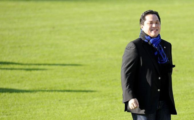 Ditanya Kemungkinan Jadi Menteri, Erick Thohir Mantan Presiden Inter Milan: Memang Saya Superman?