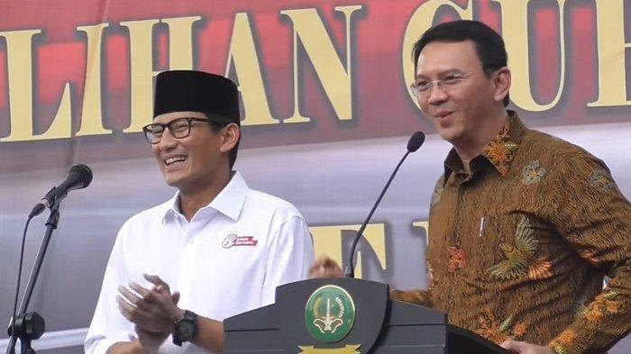 JANJI Sandiaga Uno ke Menteri BUMN Erick Thohir, Walau Tak Masuk dalam Bursa Nama Direksi BUMN