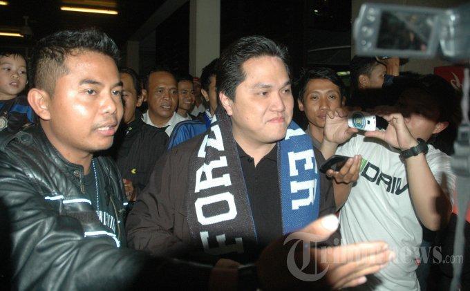 MANDAT Erick Thohir, Semen Padang FC Kembali Bergeliat di Liga 2