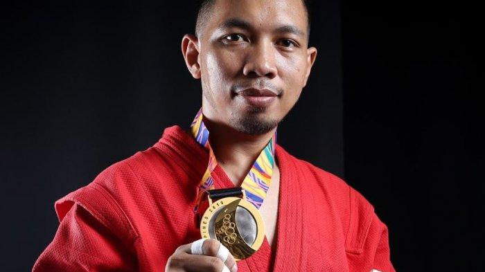 Kejurnas Ditunda, Atlet Sambo Kalimantan Barat Erik Gustam Latihan di Rumah untuk Jaga Stamina