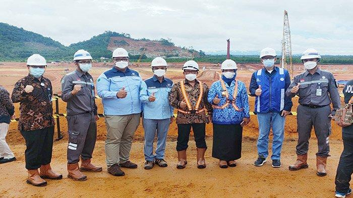 Dirut PT BAI Targetkan 2023 Pembangunan Smelter Selesai