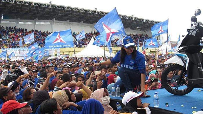 Erma S Ranik : Partai Demokrat Ibarat Kapal, Tak Sedikit Pengkhianat yang Ingin Menenggelamkan