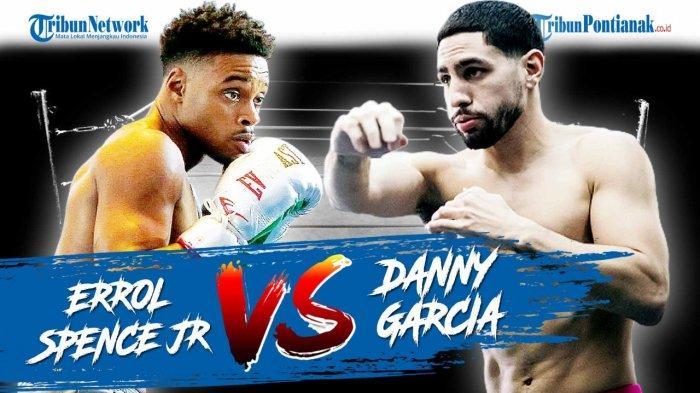 Live TVOne Best World Boxing Errol vs Garcia, Tinju Dunia Minggu 7 Februari 2021