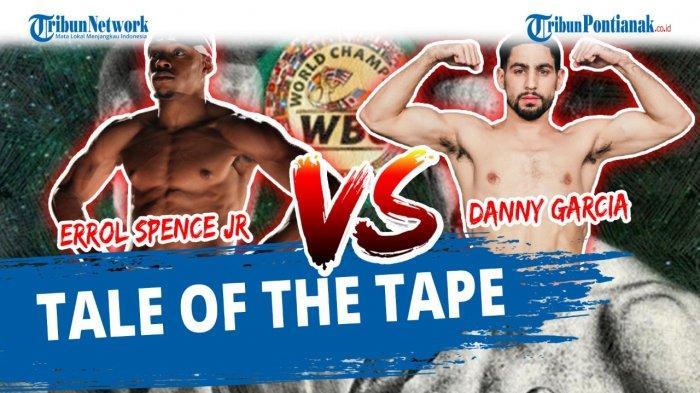 Live Streaming Tinju Hari Ini Minggu 6 Desember 2020 Errol Spence Jr vs Danny Garcia, Saksikan TVOne
