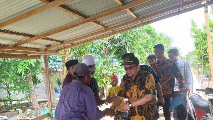 Reses di Sejumlah Wilayah Kubu Raya, Erry Iriansyah Dukung Program Gubernur