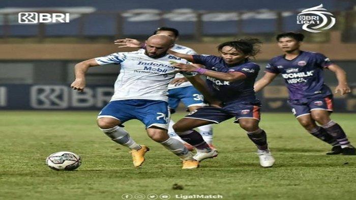 Jam Tayang Persib Bandung vs Bali United di BRI Liga 1 Indonesia Akhir Pekan Ini Live