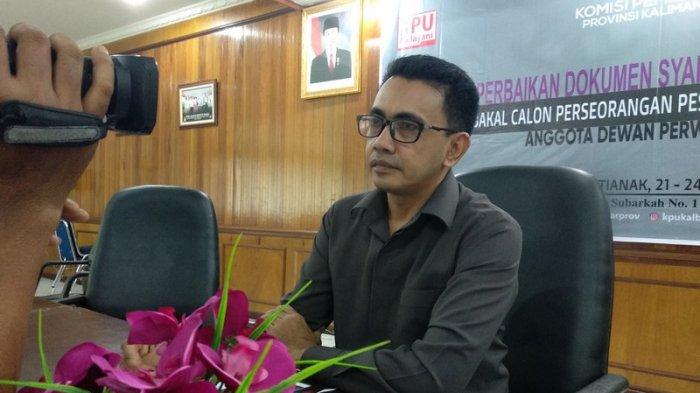 KPU Kalbar Pastikan Coret Bacalon Mantan Napi Korupsi, Narkoba, dan Kekerasan Seksual Terhadap Anak