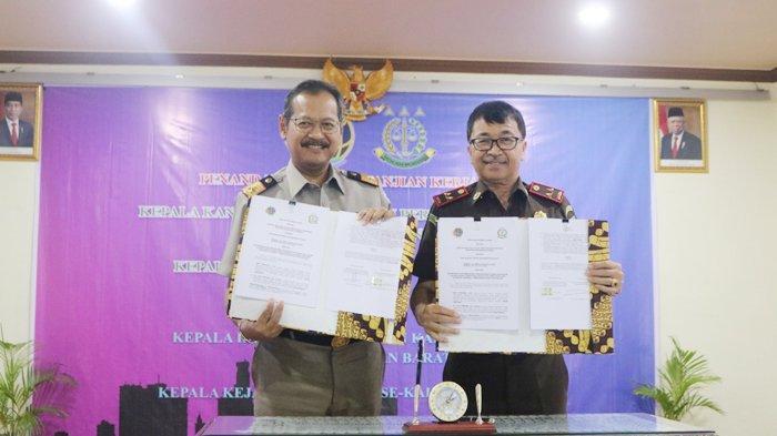 Tumpas Mafia Tanah, Kanwil ATR/BPN Kalbar Jalin Kerjasama dengan Kejaksaan Tinggi Kalbar