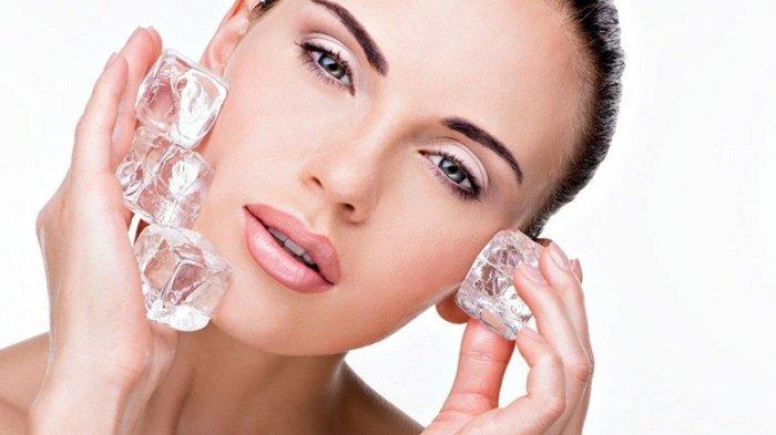 Terapi Es Batu Bantu Tingkatkan Produksi Kolagen untuk Kecantikan Kulit, Benarkah?