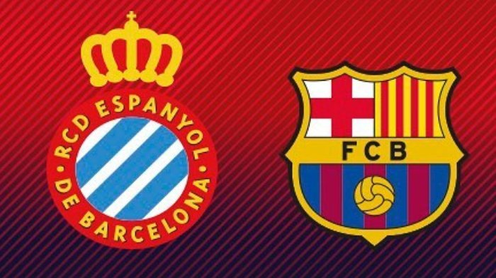 LIVE STREAMING Copa del Rey, Espanyol Vs Barcelona Pukul 02.45 WIB!