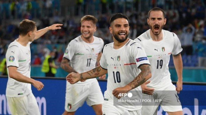 LIVE Hasil Italia vs Swiss Euro 2021 Lengkap Update Klasemen Grup A Usai Swiss vs Italia Tadi Malam