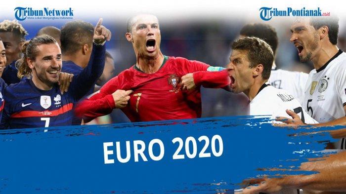 PREDIKSI Jerman vs Prancis Lengkap Jadwal Grup F EURO 2021