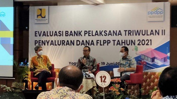 Bank Kalbar Lampaui Penyaluran KPRS Hingga Juni 2021, Tempati Rangking ke-3 BPD Nasional