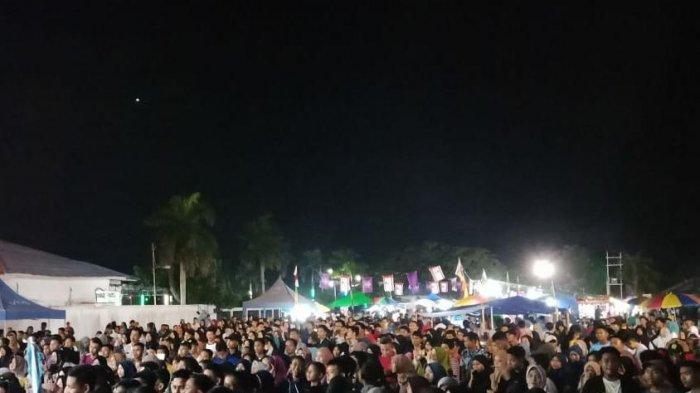 Expo Pelajar Kreatif Tahun 2020 di Pendopo Bupati Ketapang Sukses, Dwiki : Pemberdayaan Kaum Muda