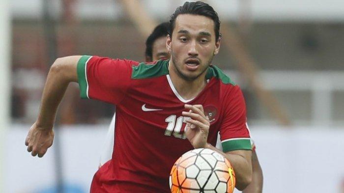 LIVE Streaming Indonesia Vs Vietnam di Piala Asia U-23, Ezra Walian Posting Foto di Instagram