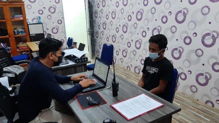 Diduga Posting Ujaran Kebencian di Facebook, Seorang Pemuda Ditangkap Personel Polres Mempawah