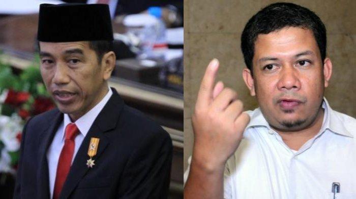 Borong Sabun Cuci Piring Rp 2 Miliar, Fahri Hamzah Minta Presiden Jokowi Ungkap Sumber Uang
