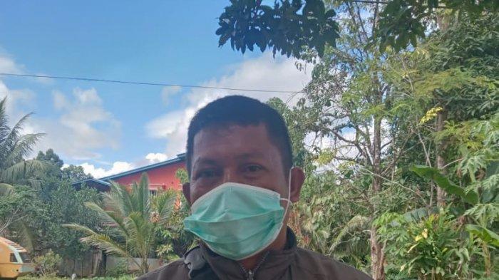 Tokoh Pemuda Desa Popay Kecamatan Ella Hilir Dukung Penuh PPKM Darurat
