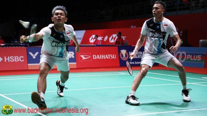 Jadwal Live Streaming TVRI Semifinal Badminton Malaysia Masters 2020 Mulai Jam 11.00 WIB