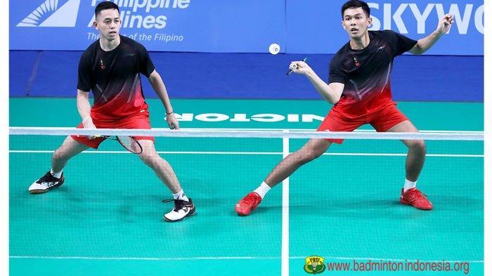Hasil Akhir Semifinal Malaysia Masters 2020, Fajar/Rian Kandas dari Unggulan 36 | China Dominasi